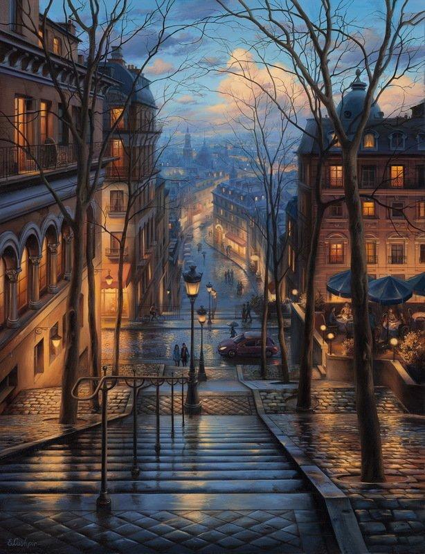 Montmartre Spring