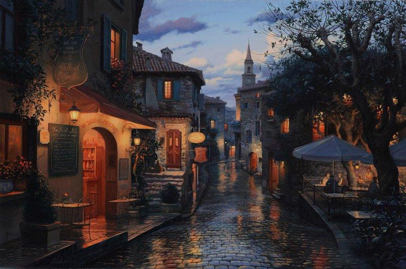 Magic Evening
